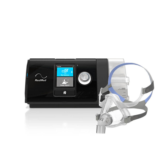 Resmed Airsense S10 Autoset Cpap With Wireless Amp Mask