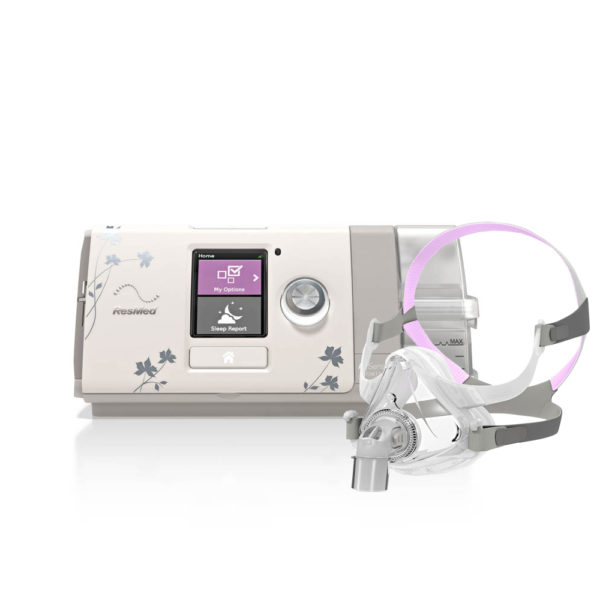 Resmed Airsense S10 Autoset For Her Cpap With Wireless
