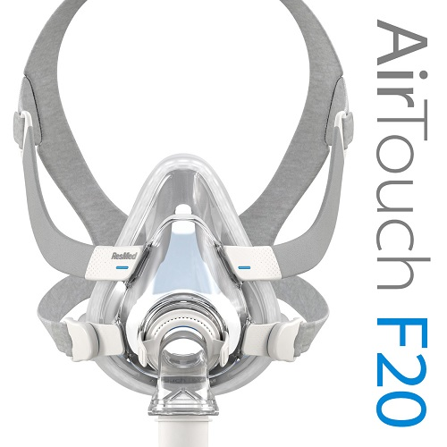 Resmed Airtouch F20 Full Face Mask Sydney Sleep Centre