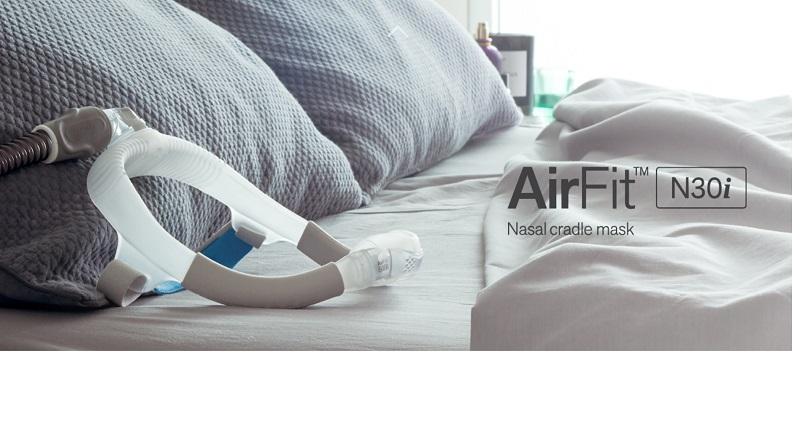 RESMED Airfit N30 Nasal Mask Fit pack